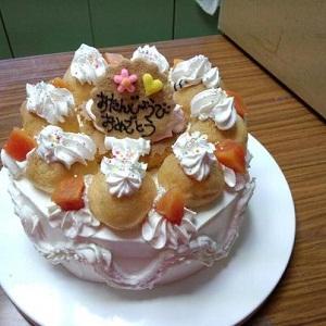 誕生日ケーキ12-1