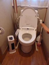 トイレの暖房2