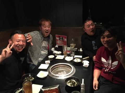 藤井秀悟のブログに登場した極楽とんぼ山本圭一