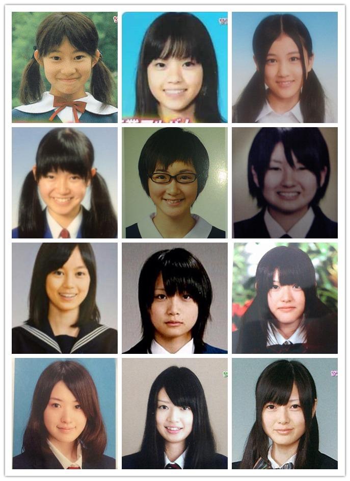 乃木坂46・生駒里奈、白石麻衣、松村沙友理の卒アル画像