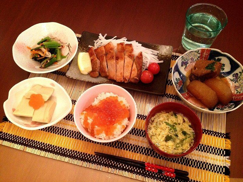 加藤茶の嫁(綾菜)が加藤茶に作ったご飯
