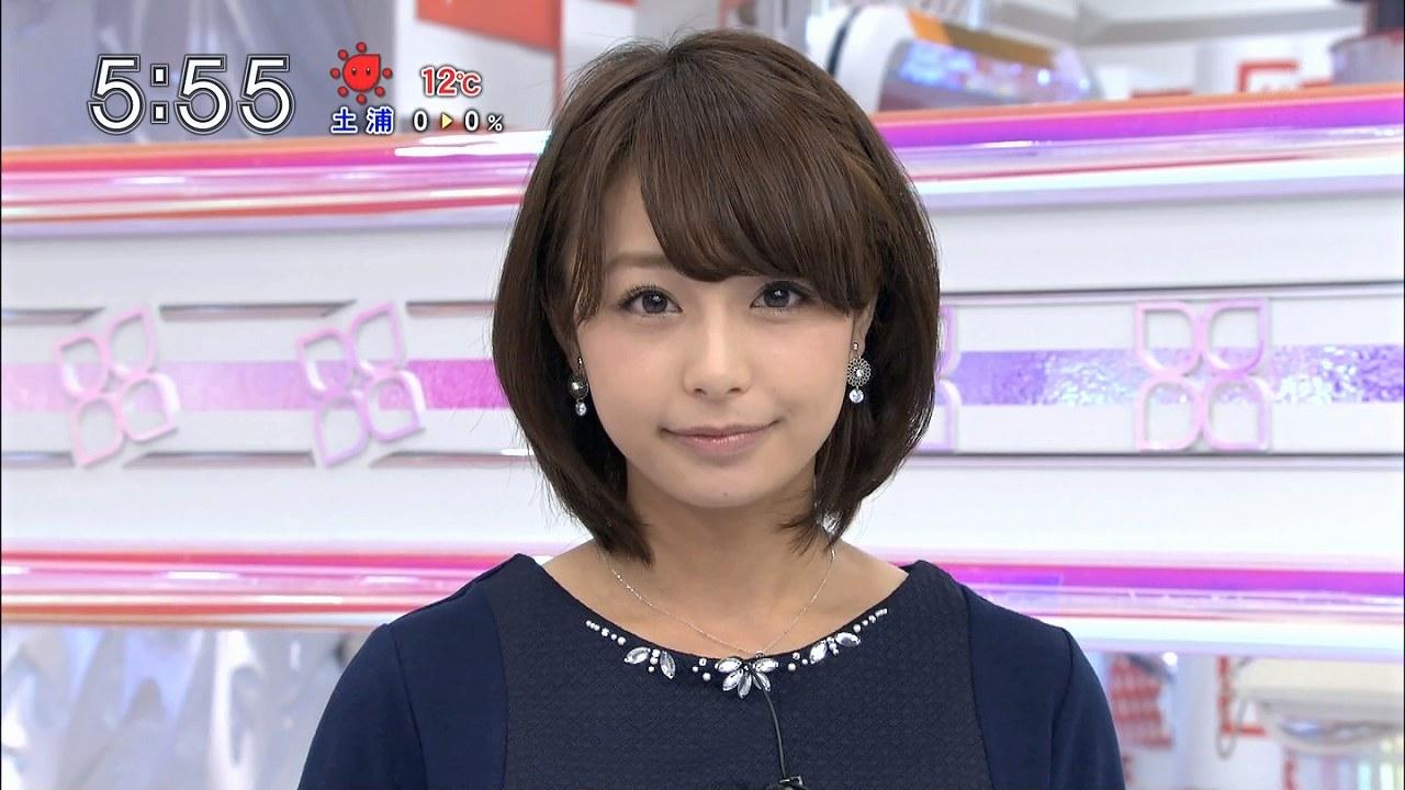 TBSの新人女子アナ、宇垣美里