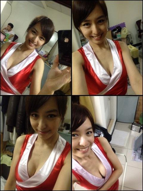 台湾の美人モデルAriel Chiang(アリエル・チャン)