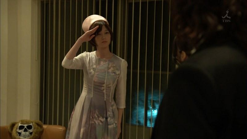 ドラマ「安堂ロイド」でサプリを演じる本田翼
