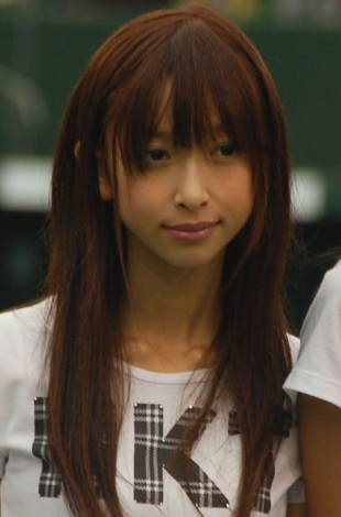 HKT48時代の仲西彩佳