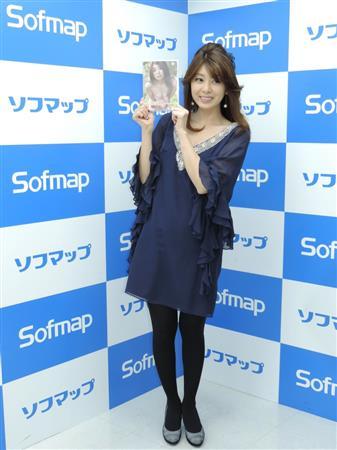 DVD「Secret Manual」の発表記念イベントに出席した矢部美穂
