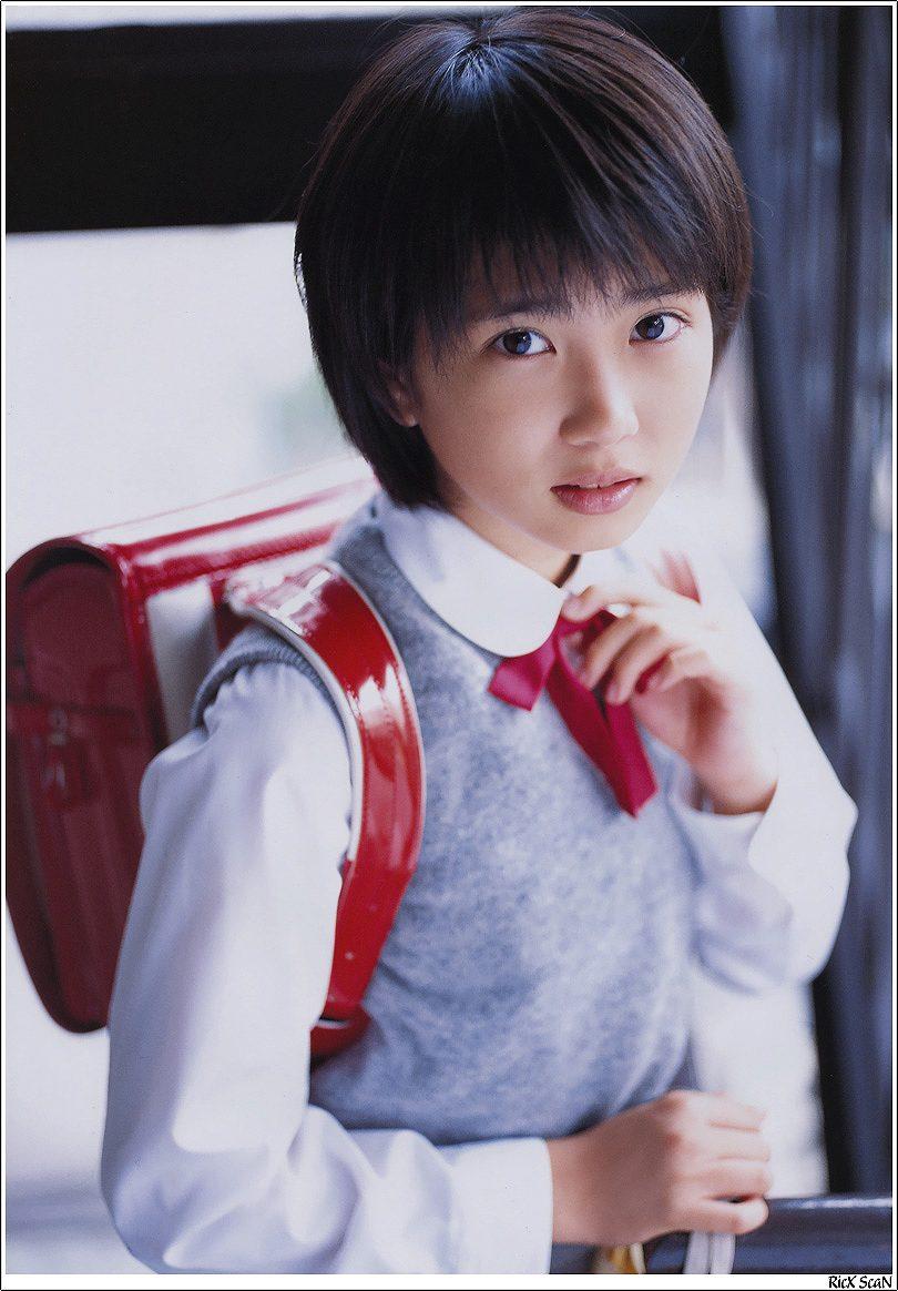 小学生時代の志田未来