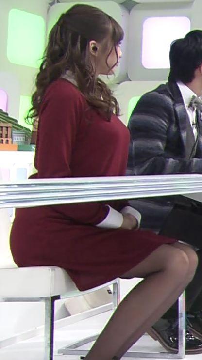 池上彰の選挙特番に出演した佐野ひなこの胸