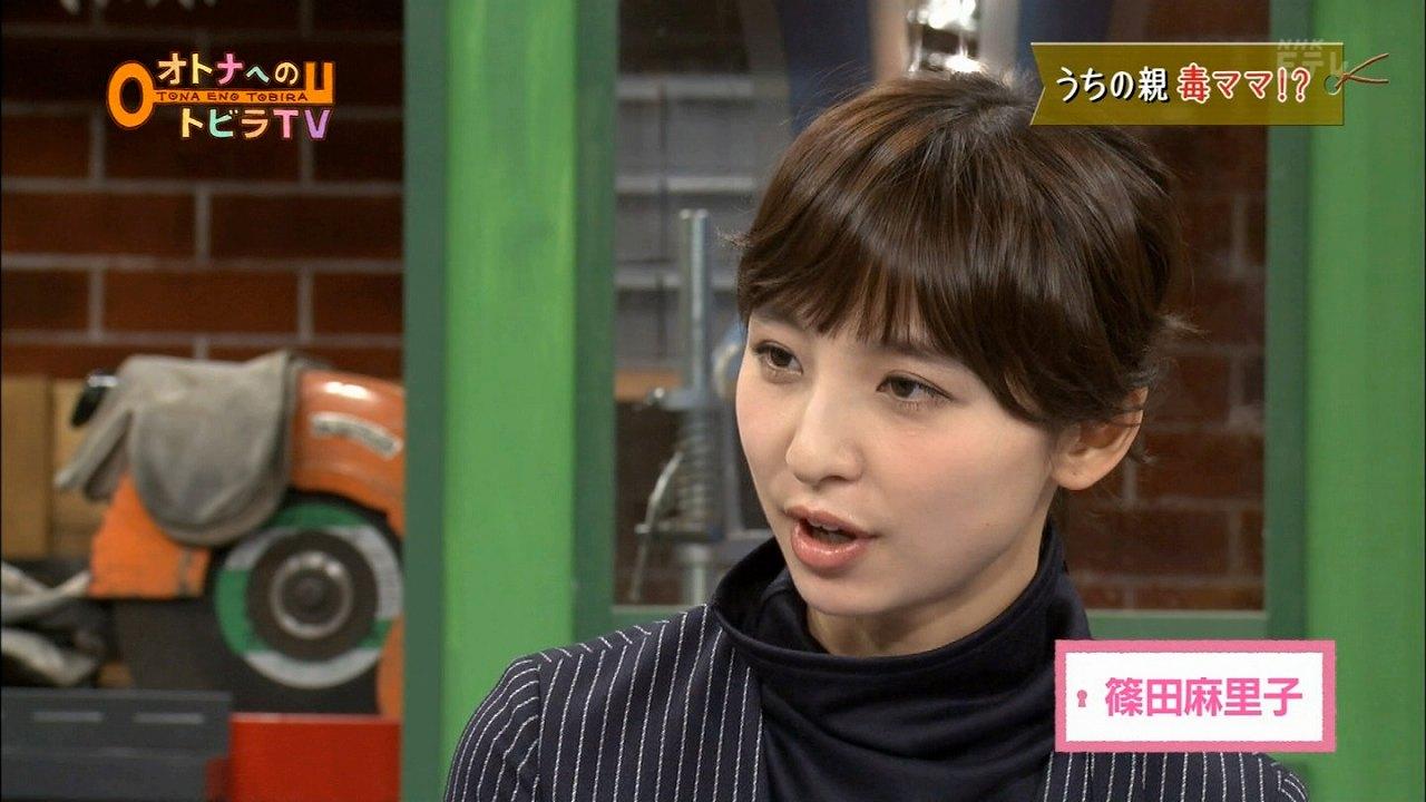 劣化した篠田麻里子