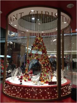 クリスマス飾り付け2411