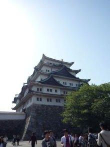 そして日々は続く-名古屋城