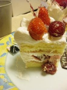 そして日々は続く-ケーキ2