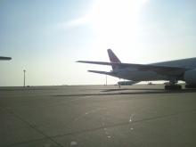 そして日々は続く-空港