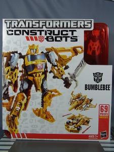 TF CONSTRUCT-BOTS TRIPLE CHANGER SERIES BUMBLEBEE001