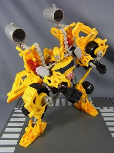 TF CONSTRUCT-BOTS TRIPLE CHANGER SERIES BUMBLEBEE035