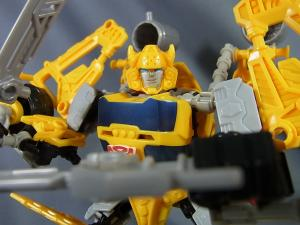 TF CONSTRUCT-BOTS TRIPLE CHANGER SERIES BUMBLEBEE037