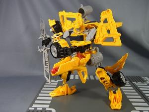 TF CONSTRUCT-BOTS TRIPLE CHANGER SERIES BUMBLEBEE038