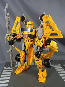 TF CONSTRUCT-BOTS TRIPLE CHANGER SERIES BUMBLEBEE039