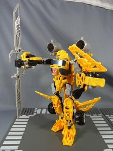 TF CONSTRUCT-BOTS TRIPLE CHANGER SERIES BUMBLEBEE041