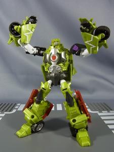 トランスフォーマーGo! G19 ハンターラチェット011