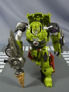 トランスフォーマーGo! G19 ハンターラチェット016
