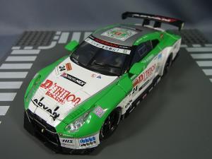トランスフォーマーGT GT-04 GT-Rマキシマス007