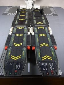 TFジェネレーションズ TG-23 メトロプレックス 移動要塞017