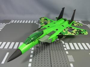 トイザらス限定 TF マスターピース MP-11A アシッドストーム ジェットモード011