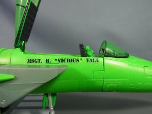 トイザらス限定 TF マスターピース MP-11A アシッドストーム ジェットモード021