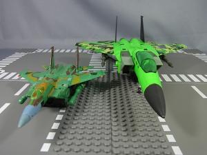 トイザらス限定 TF マスターピース MP-11A アシッドストーム ジェットモード024