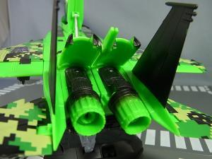 トイザらス限定 TF マスターピース MP-11A アシッドストーム ジェットモード031