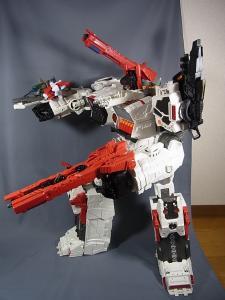TFジェネレーションズ TG-23 メトロプレックス ロボットモード041