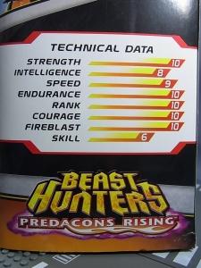 TF PRIME BEAST HUNTERS Ultimate Class BEAST FIRE PREDAKING002