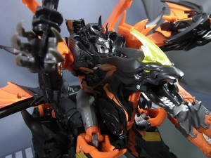 TF PRIME BEAST HUNTERS BEAST FIRE PREDAKINGで遊ぼう013