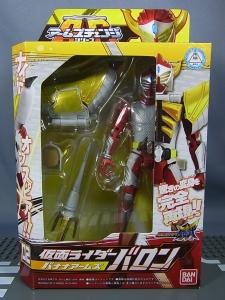 仮面ライダー鎧武 AC02 仮面ライダーバロン バナナアームズ001