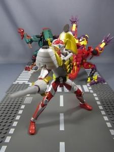 仮面ライダー鎧武 AC02 仮面ライダーバロン バナナアームズ041
