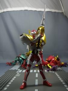 仮面ライダー鎧武 AC02 仮面ライダーバロン バナナアームズ042