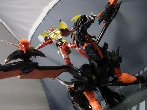 仮面ライダー鎧武 AC02 仮面ライダーバロン バナナアームズ048