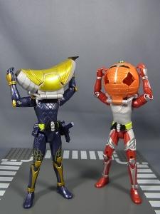仮面ライダー鎧武 AC02 仮面ライダーバロン バナナアームズ 換装002