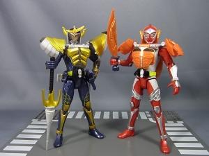 仮面ライダー鎧武 AC02 仮面ライダーバロン バナナアームズ 換装003
