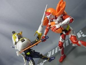 仮面ライダー鎧武 AC02 仮面ライダーバロン バナナアームズ 換装009
