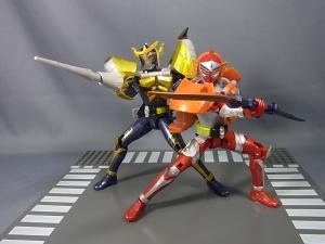 仮面ライダー鎧武 AC02 仮面ライダーバロン バナナアームズ 換装012