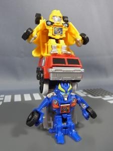 トランスフォーマーGo! G24 侍チームビークールセット012