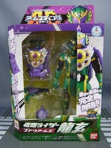 仮面ライダー鎧武 AC03 仮面ライダー龍玄 ブドウアームズ002