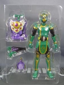 仮面ライダー鎧武 AC03 仮面ライダー龍玄 ブドウアームズ004