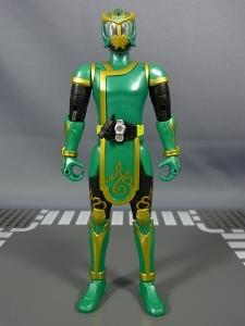 仮面ライダー鎧武 AC03 仮面ライダー龍玄 ブドウアームズ007