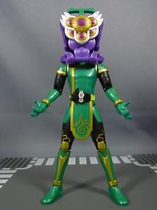 仮面ライダー鎧武 AC03 仮面ライダー龍玄 ブドウアームズ019