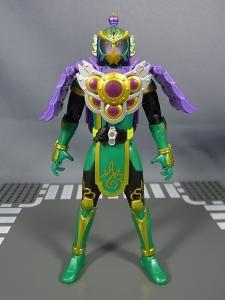 仮面ライダー鎧武 AC03 仮面ライダー龍玄 ブドウアームズ022