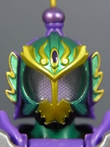 仮面ライダー鎧武 AC03 仮面ライダー龍玄 ブドウアームズ023