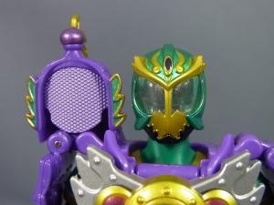仮面ライダー鎧武 AC03 仮面ライダー龍玄 ブドウアームズ025
